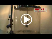 GAMAJET ASEPTIC 8 TANK CLEANING MACHINE