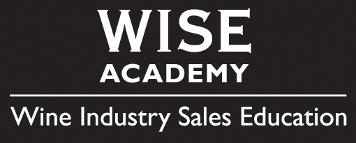 WISE Academy - Wine Industry Sales Education Logo
