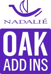 Oak Add-Ins (Nadalie USA) Logo