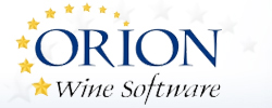 Orion Wine Software Logo