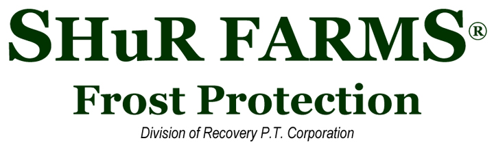 Shur Farms Frost Protection Logo