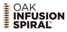 Oak Infusion Spiral by The Barrel Mill Logo