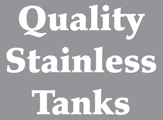 Quality Stainless Tanks Logo