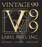 Vintage 99 Label Manufacturing, Inc. Logo