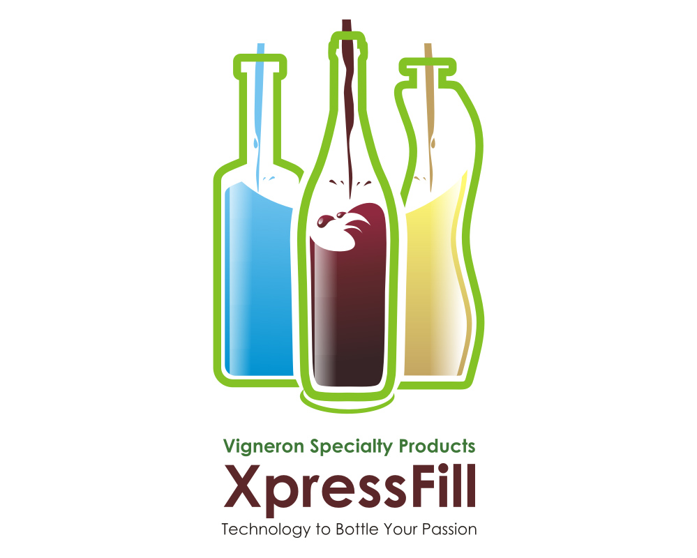 XpressFill by Vigneron Specialty Products Logo