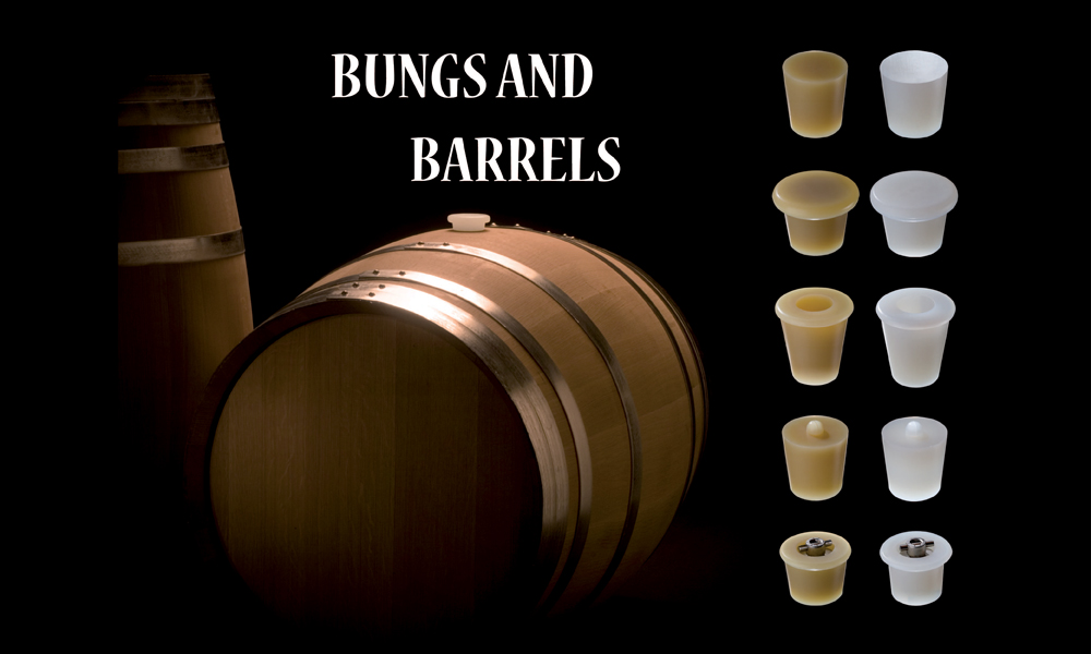 Rich Xiberta Bungs & Barrels