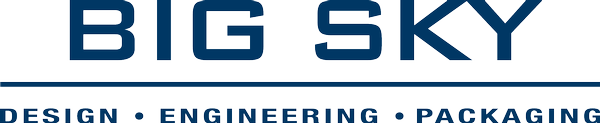 BIG SKY | Design, Engineering, Packaging Logo