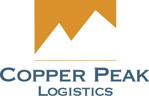 Copper Peak Logistics Logo