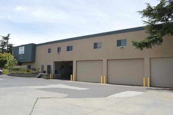 Copper Peak Logistic's warehouse