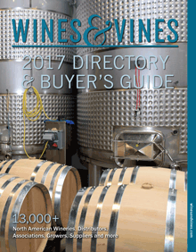 The Wines & Vines Directory and Buyer's Guide